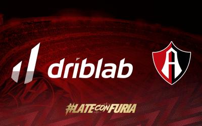 Atlas Futbol Club y Driblab announce a collaboration agreement
