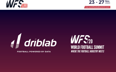 Driblab will be part of the World Football Summit