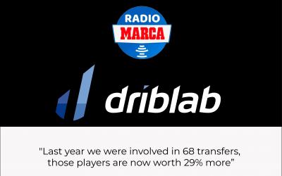 Driblab in Radio Marca: interview to Salvador Carmona