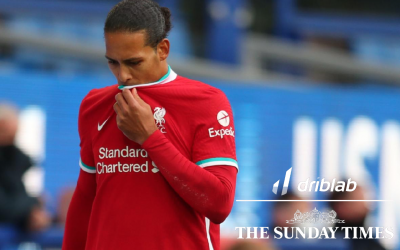 Liverpool without Van Dijk: our collaboration in The Sunday Times