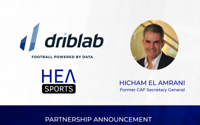 HEA Sports and Driblab partner on Football Analytics in Africa and Asia
