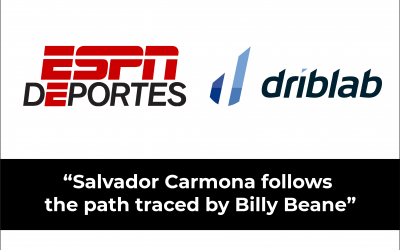 "Driblab on ""Nos ponemos las pilas"", the ESPN podcast"