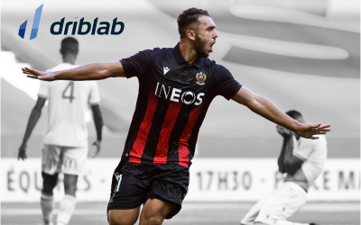 Amine Gouiri, the rising star of Nice