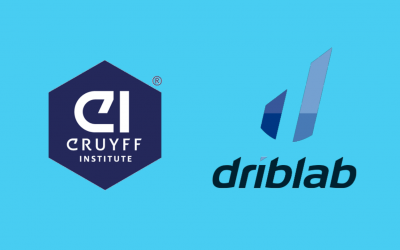 Driblab, speaker at the Johan Cruyff Institute