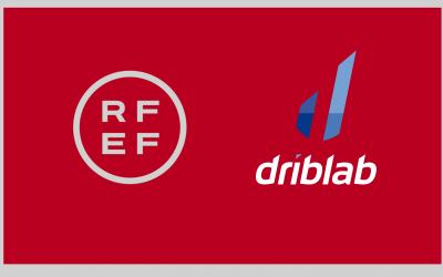 Driblab, presente en el Curso Superior Universitario de Director Deportivo de la RFEF