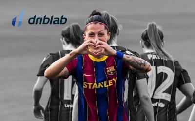 El fútbol femenino, presente en Driblab