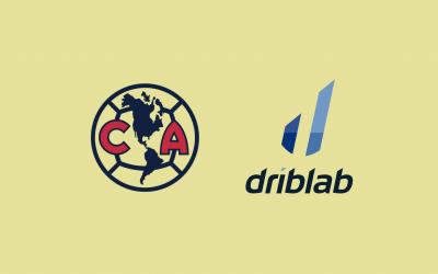 Driblab and Club America sign multi-year renewal agreement