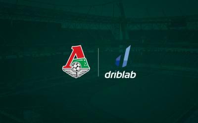 Driblab and FC Lokomotiv Moscow announce multi-year partnership agreement